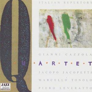 QUARET ITALIAN REPERTORY - ITALIAN REPERTORY (CD)