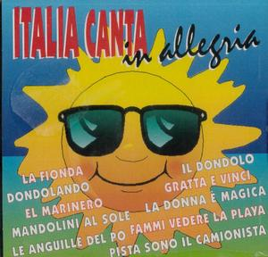 ITALIA CANTA IN ALLEGRIA (CD)