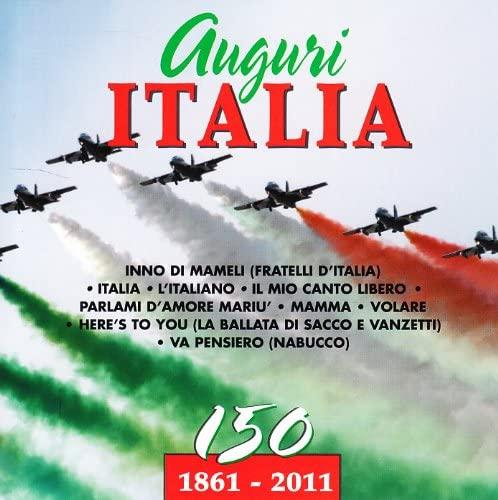AUGURI ITALIA 150 1861-2011 (CD)