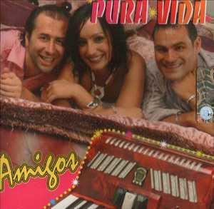 PURA VIDA - AMOGOS (CD)