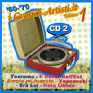 I GRANDI ARTISTI.IT 60 70 VOL.1 -2CD (CD)