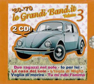 LE GRANDI BAND ITALIANE.IT VOL. 3 -2CD (CD)