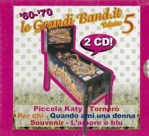 LE GRANDI BAND ITALIANE.IT VOL. 5 -2CD (CD)