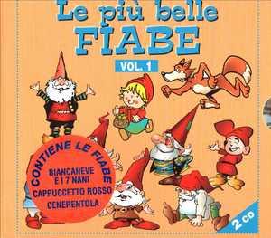 LE PIU' BELLE FIABE VOL.1 -2CD (CD)