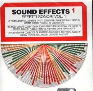 EFFETTI SONORI VOL.1 (CD)