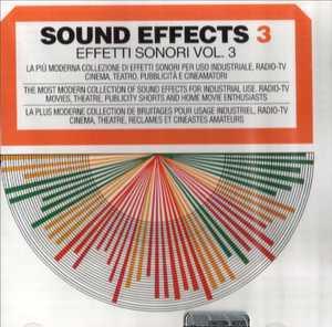 EFFETTI SONORI VOL.3 (CD)