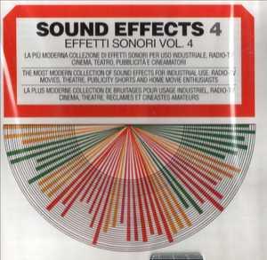EFFETTI SONORI VOL.4 (CD)