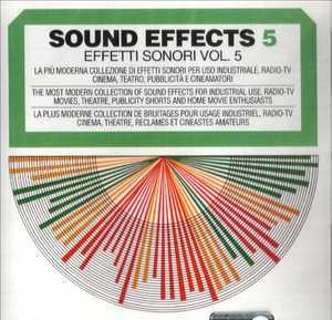 EFFETTI SONORI VOL.5 (CD)