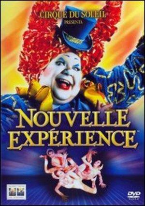 CIRQUE DU SOLEIL - NOUVELLE EXPERIENCE (DVD)