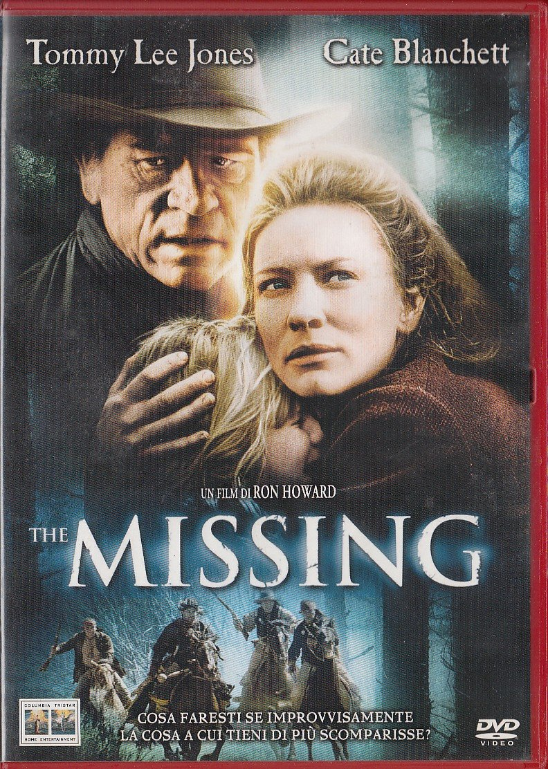 THE MISSING - EX NOLEGGIO (DVD)