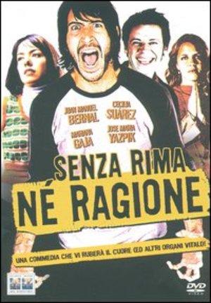 SENZA RIMA NE RAGIONE (DVD)
