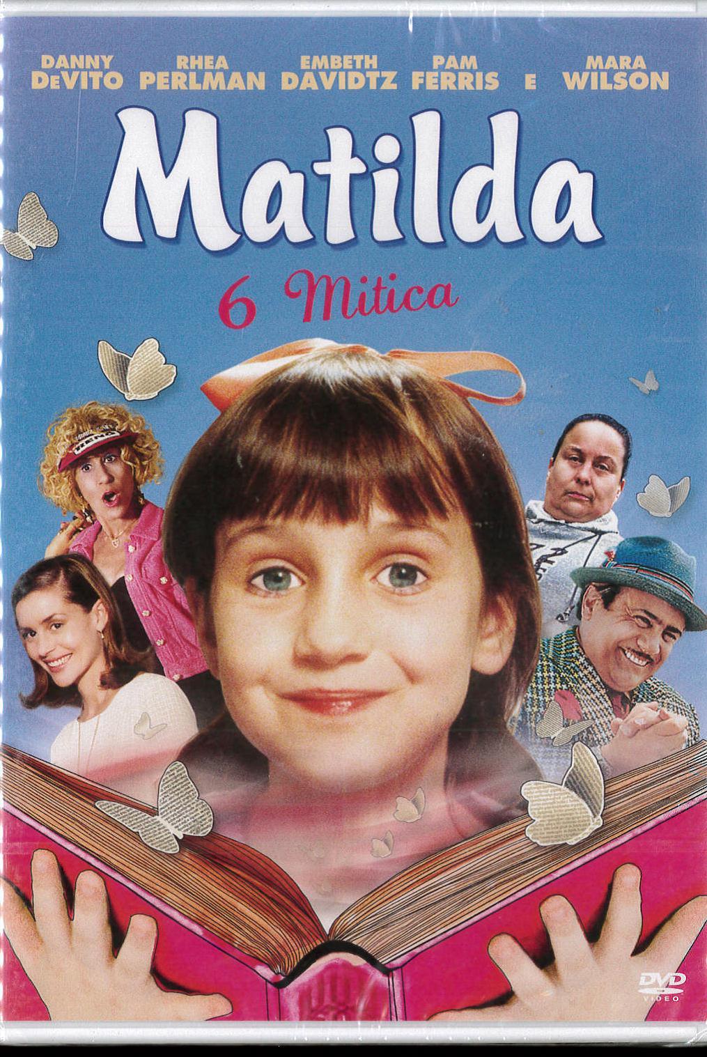 MATILDA 6 MITICA (DVD)