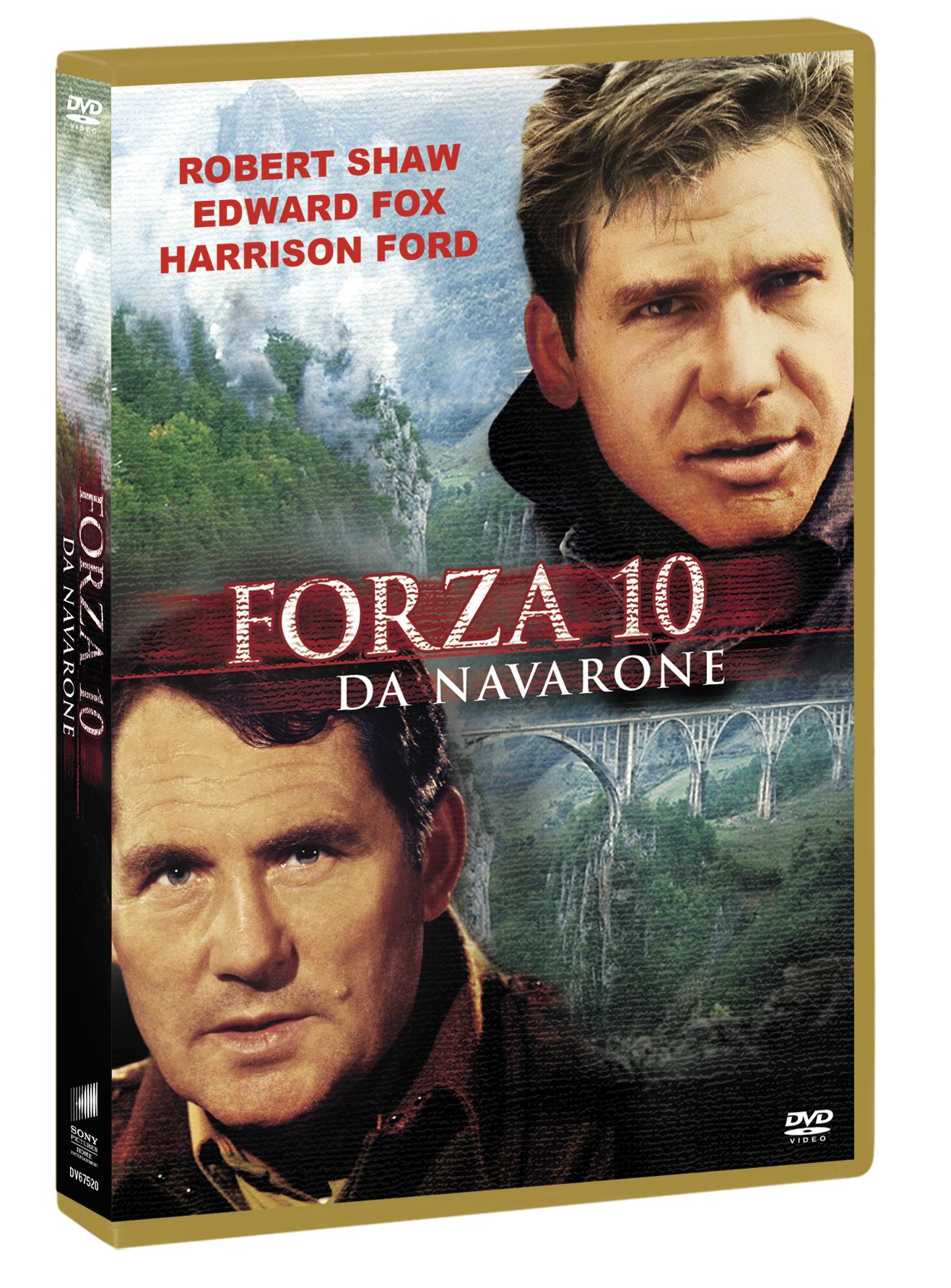 FORZA 10 DA NAVARONE (DVD)