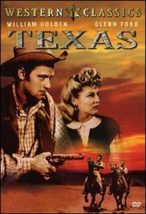 TEXAS (1941) (DVD)