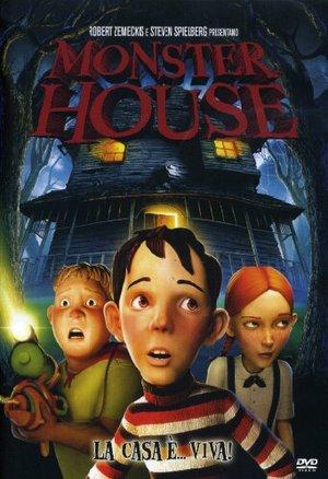 MONSTER HOUSE (DVD)