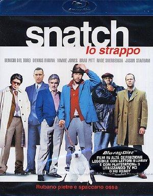 SNATCH LO STRAPPO (BLU-RAY)