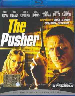 THE PUSHER (BLU-RAY)