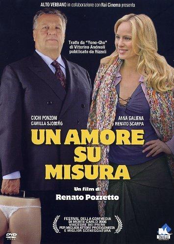 UN AMORE SU MISURA (DVD)