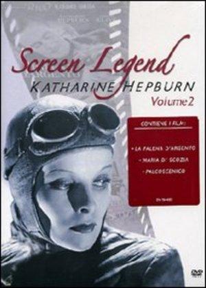 COF.KATHARINE HEPBURN 02 SCREEN LEGEND COLLECTION (3 DVD) (DVD)