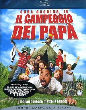 IL CAMPEGGIO DEI PAPA' (BLU-RAY)