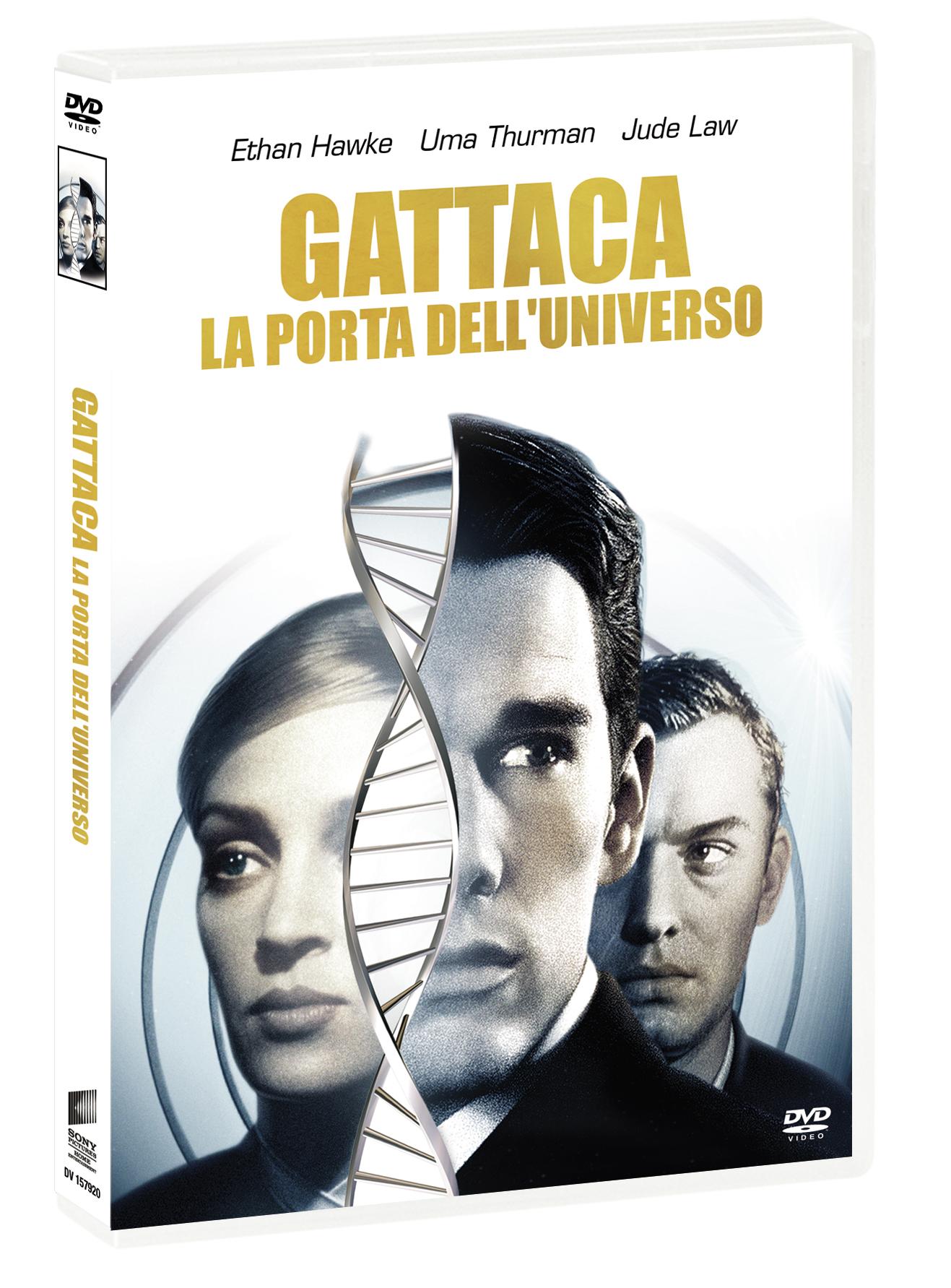 GATTACA - LA PORTA DELL'UNIVERSO (DVD)