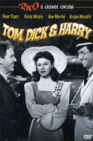 TOM, DICK E HARRY (RKO) (DVD)