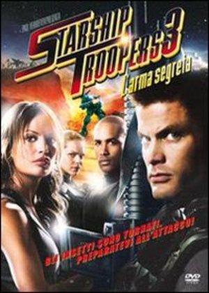 STARSHIP TROOPERS 3 - L'ARMA SEGRETA (2008 ) (DVD)