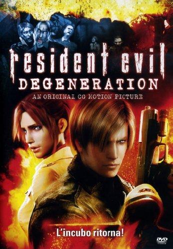 RESIDENT EVIL - DEGENERATION (DVD)