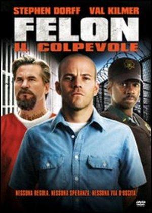 FELON IL COLPEVOLE (DVD)