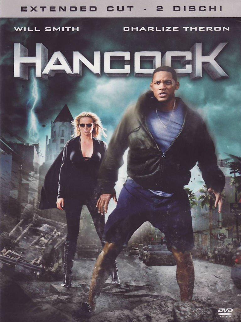 HANCOCK (EXTENDED CUT+DIGITAL COPY) (2 DVD) (DVD)