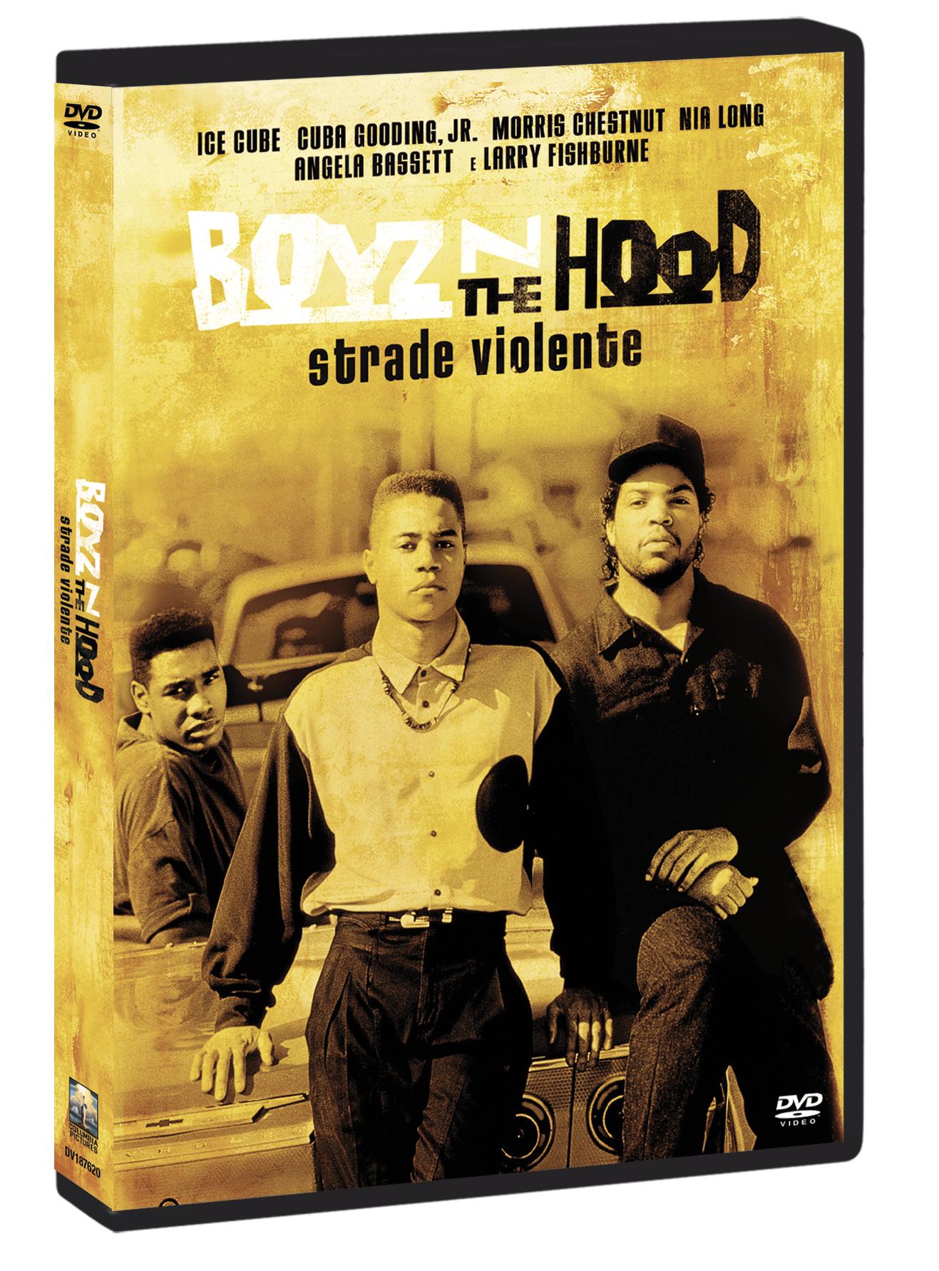 BOYZ N THE HOOD - STRADE VIOLENTE (DVD)