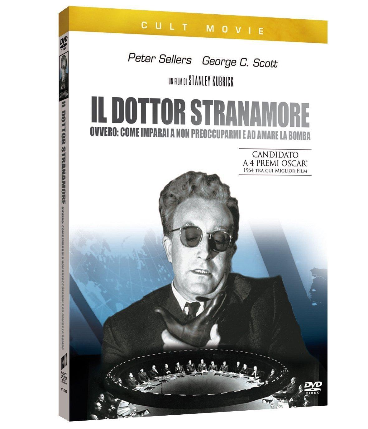 IL DOTTOR STRANAMORE (DVD)