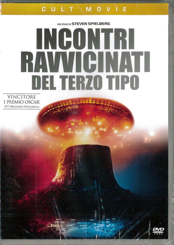 INCONTRI RAVVICINATI DEL TERZO TIPO (DVD)