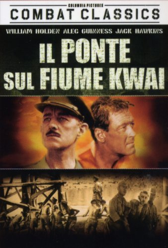 IL PONTE SUL FIUME KWAI (DVD)