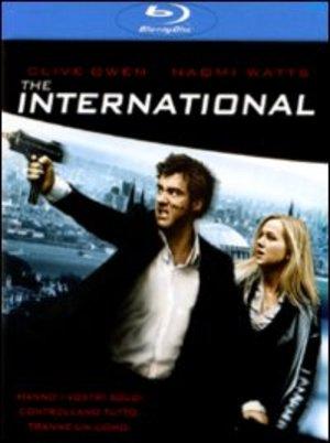 THE INTERNATIONAL (BLU-RAY)