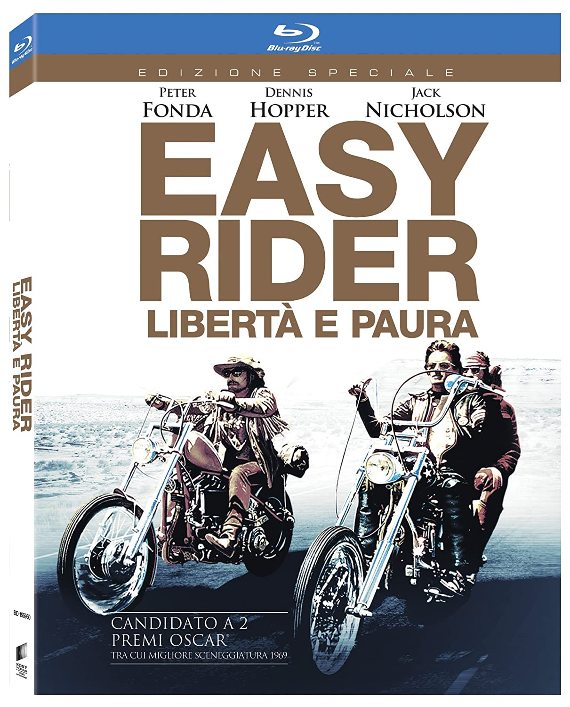 EASY RIDER - LIBERTA' E PAURA (BLU-RAY )