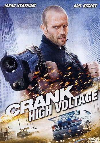 CRANK - HIGH VOLTAGE (DVD)