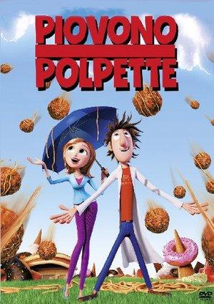 PIOVONO POLPETTE (DVD)