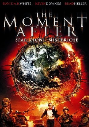 THE MOMENT AFTER - SPARIZIONI MISTERIOSE (DVD)