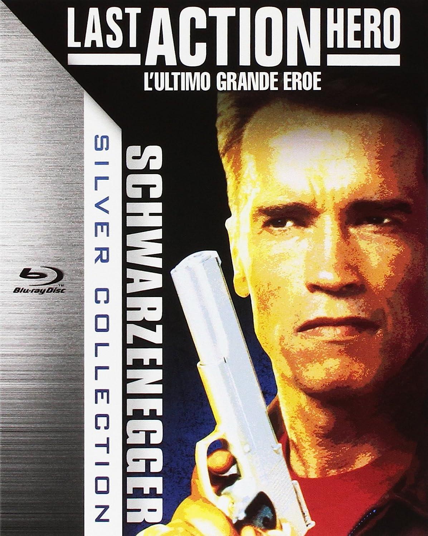 LAST ACTION HERO - L'ULTIMO GRANDE EROE (BLU-RAY )