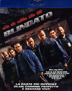 BLINDATO - BLU-RAY