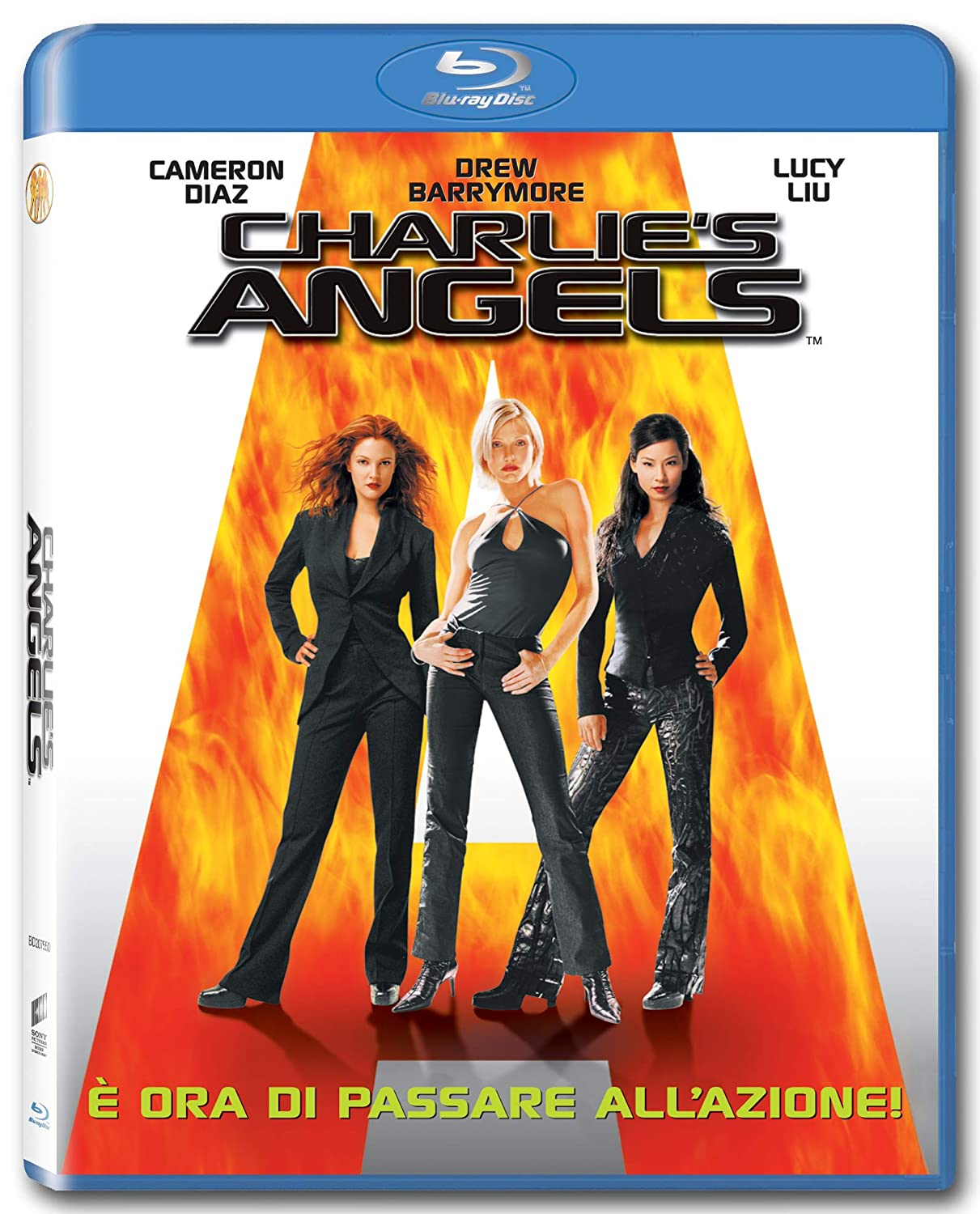 CHARLIE'S ANGELS (BLU-RAY )