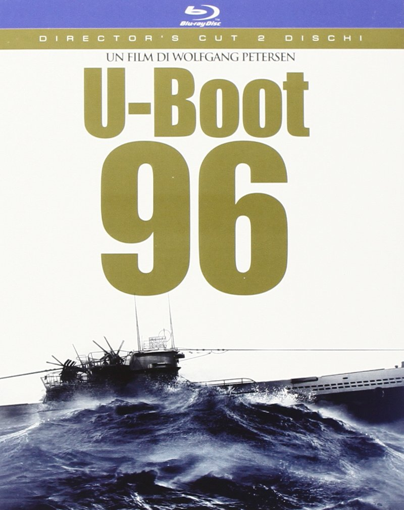 U-BOOT 96 (DIRECTOR'S CUT) (2BLU-RAY)