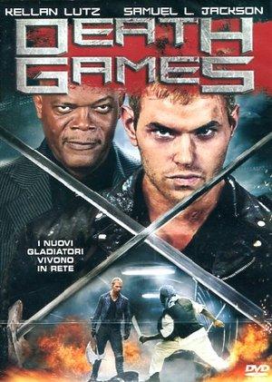 DEATH GAMES (DVD)