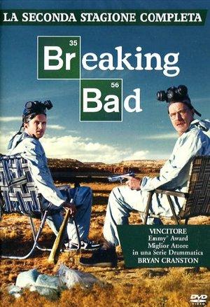 COF.BREAKING BAD - STAGIONE 02 (3 DVD) (DVD)