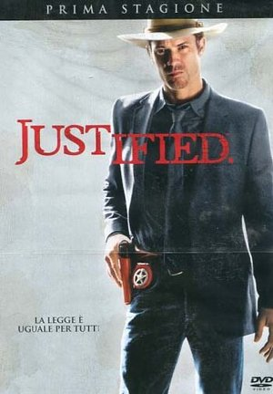 COF.JUSTIFIED - STAGIONE 01 (3 DVD) (DVD)