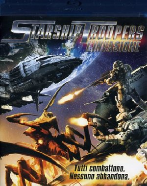 STARSHIP TROOPERS - L'INVASIONE (BLU-RAY)