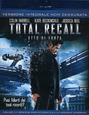 TOTAL RECALL - ATTO DI FORZA (BLU-RAY)