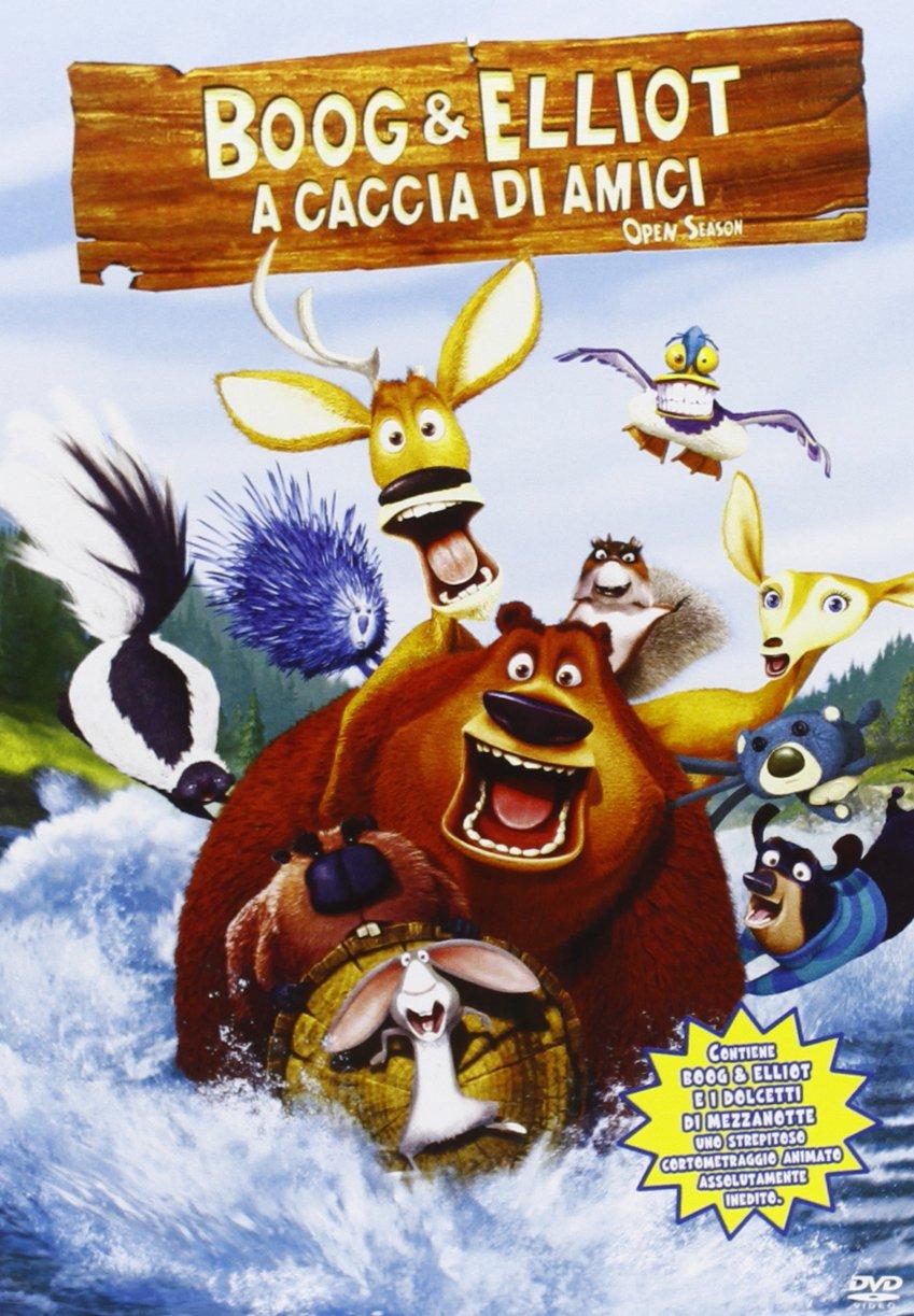 BOOG & ELLIOT A CACCIA DI AMICI (SLIM CASE) (DVD) (DVD)