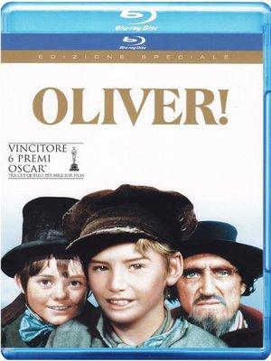 OLIVER! (BLU-RAY )